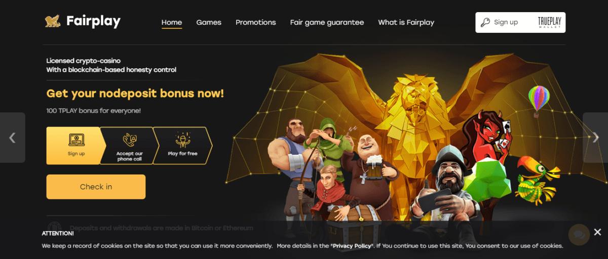 Laman web kasino bitcoin baru tiada deposit 2020