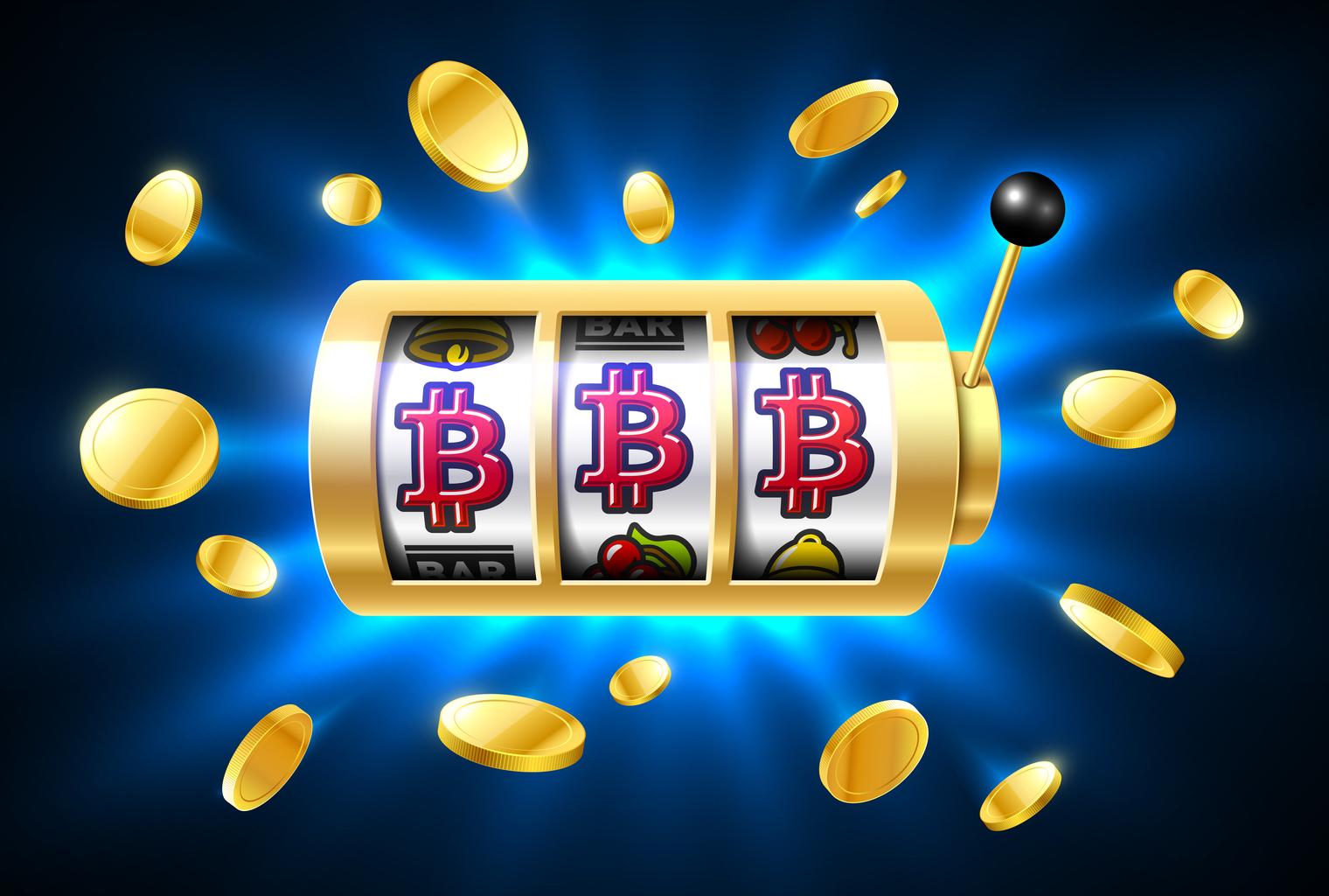 Mesin slot bitcoin terbaik untuk bermain 2020